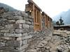 The whole construction is handmade, Pangkom 2850m-Najing 2600m
