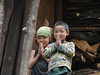 Namasté, Sherpa people, Puyan 2750m-Pangkom 2850m