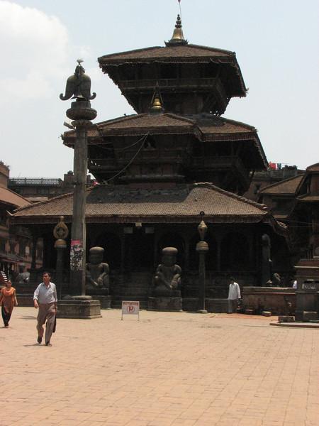 Dattatreya Square, Baktapur Palace Area