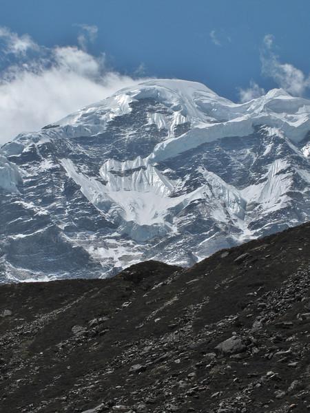 Mera Peak 6476m, Tangnag 4300m-Kare 4950m