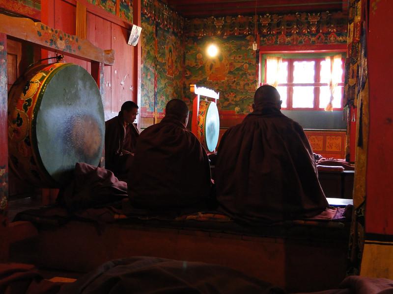 Monastery of Deboche 3630m