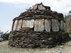 Prayer stones, Pangkom 2850m-Najing 2600m