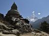 Stupa near Deboche 3630m