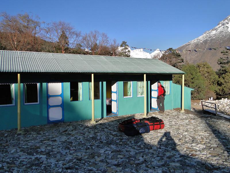 Camp Deboche 3630m