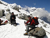 Khare 4950-Mera Peak base camp (Mera La) 5350m