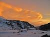 Evening light, Camp Cliola Kharka 4150m