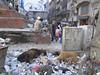 Rubbish, Thamel, Kathmandu 1300m