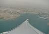 Doha, Qatar, flight: Amsterdam-Frankfurt-Doha-Kathmandu