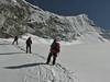 Ascending Imja Tse, Island Peak 6160m