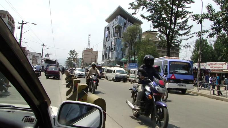 Film: Trafic in Kathmandu