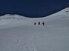 Descending of Mera Peak