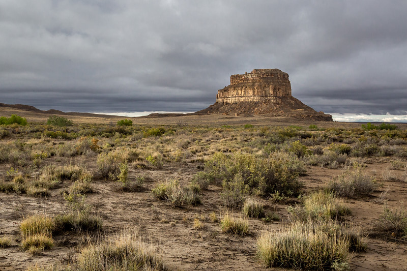 Fajada Butte Chaco Culture National Historic Park