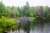 Lows Lake Lower Dam area