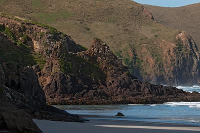 Allen's Beach - Otago Peninsula, NZ