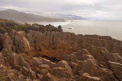 Pancake Rocks - 03 - Punakaiki, NZ