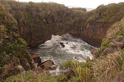 Pancake Rocks - 01 - Punakaiki, NZ