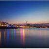 Nijmegen at night