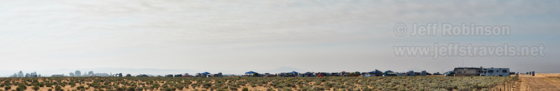 Campground after the eclipse had started (8/21/2017, Eclipse day, Madras eclipse trip)<br /> EF-S15-85mm f/3.5-5.6 IS USM @ 65mm f/8 1/500s ISO100