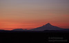Northerly view of the sunset with Mt. Hood. (8/20/2017, 6152 Northwest Danube Dr., Madras eclipse trip)<br /> EF100-400mm f/4.5-5.6L IS II USM @ 170mm f5.6 1/30s ISO400