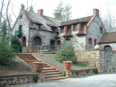 Empire Mine Owner's Home