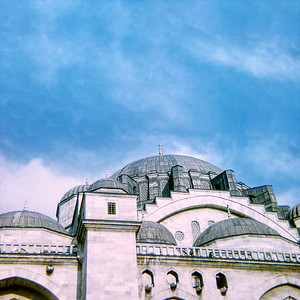My last ACS school trip took us to Istanbul in the spring of 1969. I was carrying my Instamatic 126 camera but I didn't take a lot of pictures. In the predigital era, you worried about things like film cost.  My images from that trip are ad hoc Kodacolor slides like this poorly framed shot of a mosque. I cannot remember what mosque this is. We visited a number including Hagia Sophia. Istanbul's weather was mostly overcast during this visit and every morning cars and windows around our very cheap hotel were covered with coal dust.