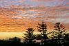 A Bermuda sunrise.