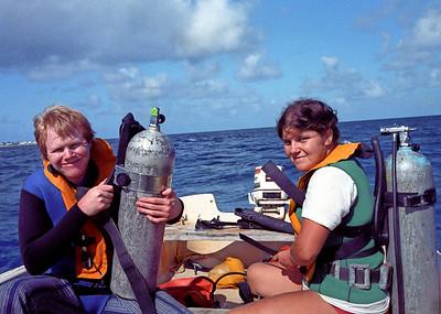 Enewetak Atoll 1980's