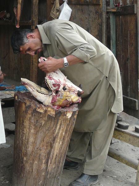 butcher  (Karimabad)