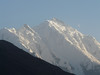 Rakaposhi 7788m. (evening)