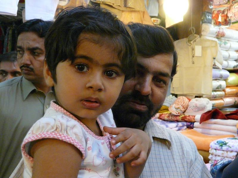 father and daughter (Rawalpindi)