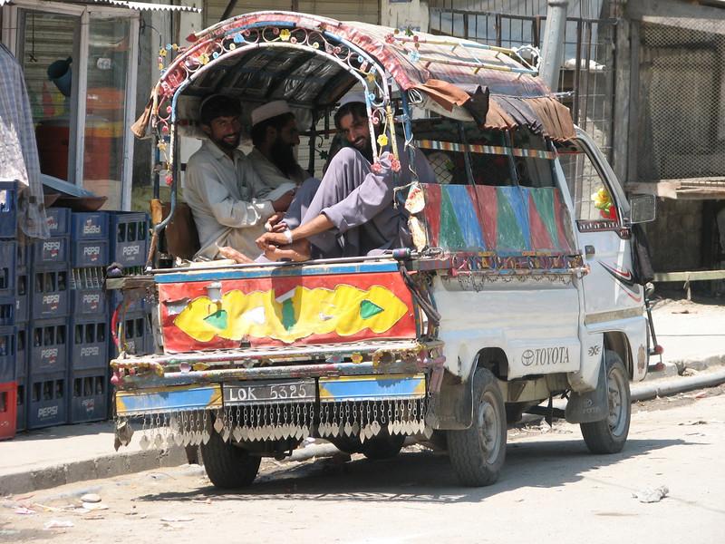 people transport (Chilas)