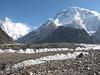 Broad Peak, 8047m. (Concordia 4650m.)