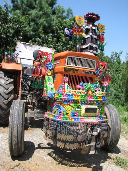 pimp - tractor