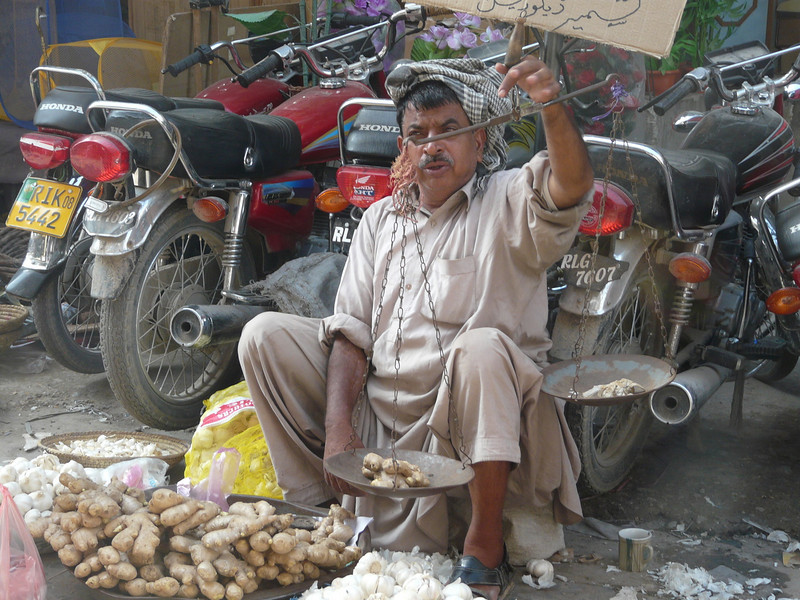 weighting ginger (Rawalpindi)
