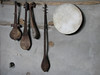 Hunza music instruments (Baltit Fort Karimabad)