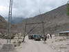 Police control post, KKH
