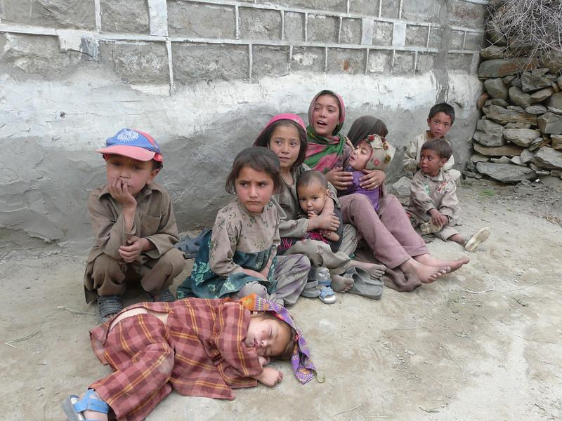 kids of Skardu (Skardu 2268m.)