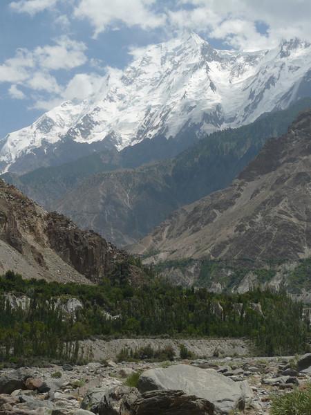 Nanga Parbat 8126m.