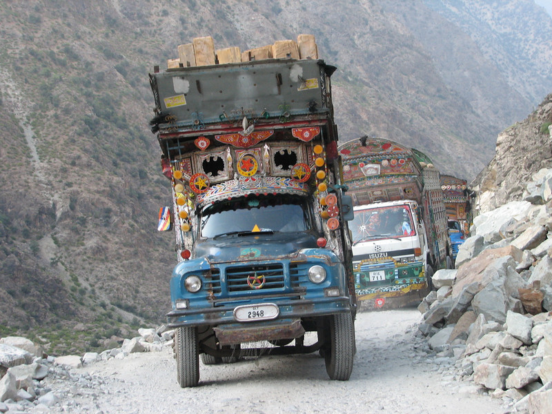 Karakorum highway, KKH