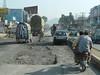street trafic (Rawalpindi)