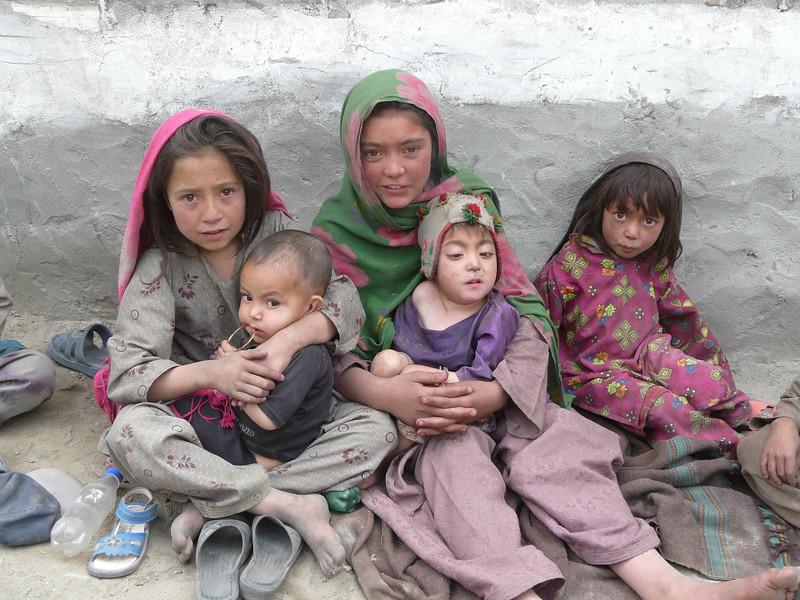 Skardu children (Skardu 2268m.)