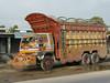 traditional Pakistan truck (Rawalpindi)