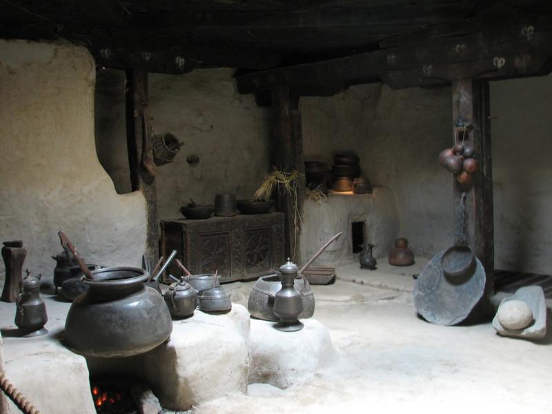 interior (Baltit Fort Karimabad)