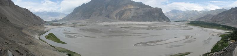 Indus valley, Karakorum