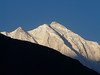 Rakaposhi 7788m. (in the morning)
