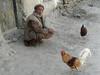 chicken men (Skardu 2268m.)