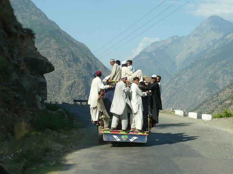 Pakistani men