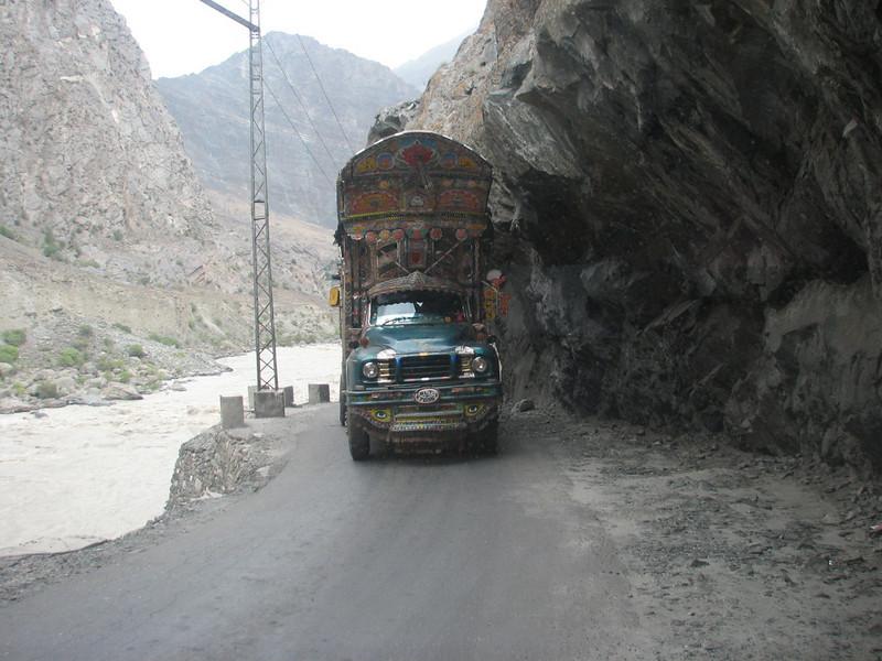 KKH (Skardu 2268m.- Islamabad 528m.)