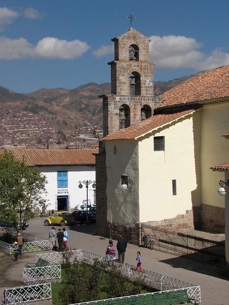 Cusco (Peru 2009, Cusco 3360m. )