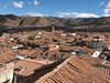 back in Cusco, view from my room in the hostel (Peru 2009, Cusco 3300m.)